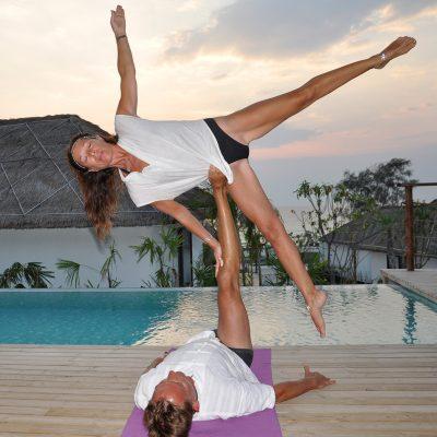 partner acrobatics, sidestar